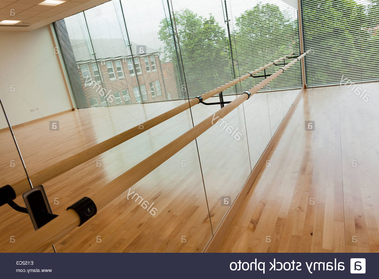Dance Studio And Mirror Wall At Notting Hill Ealing High School For Popular Dance Studio Wall Mirrors (View 4 of 20)