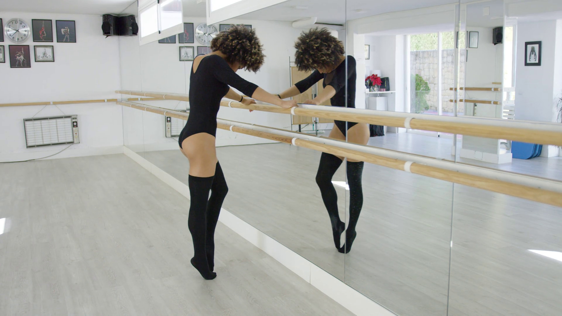 Dance Studio Wall Mirrors For Latest Bespoke Mirrors (View 6 of 20)