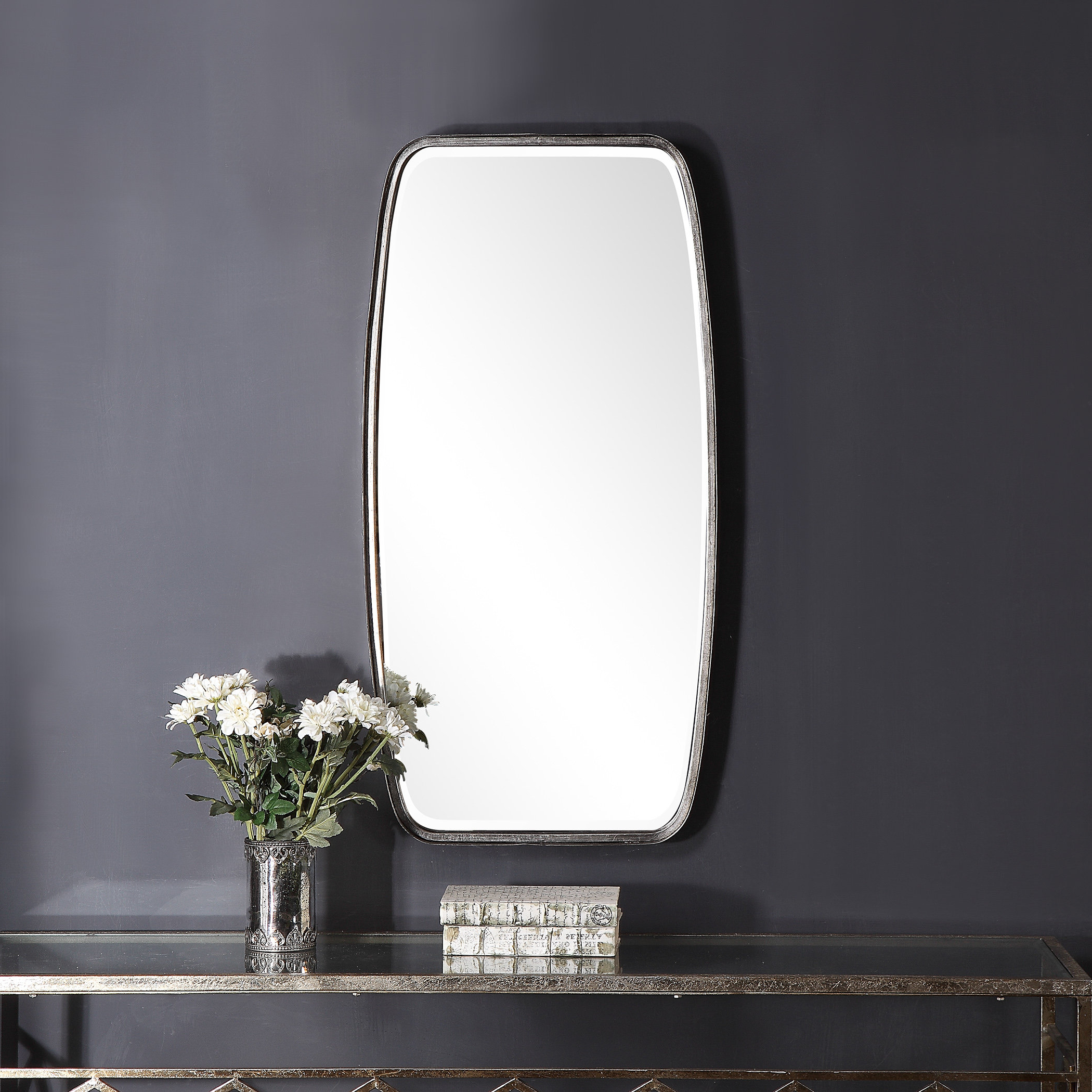 Darrius Wall Mirror Throughout Current Kayden Accent Mirrors (View 18 of 20)