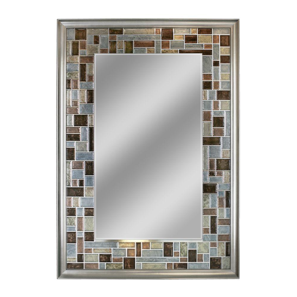 Deco Mirror 34 In. L X 24 In (View 5 of 20)