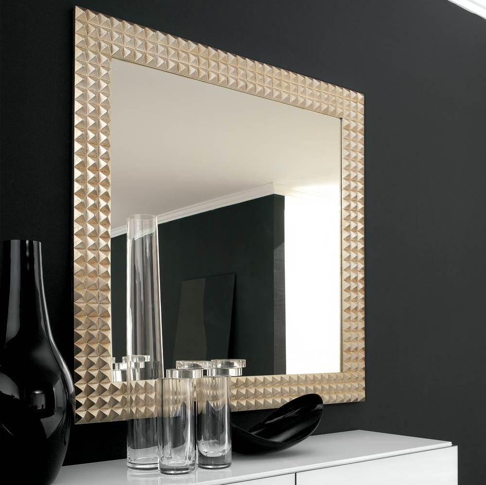 Decorative Bathroom Mirrors For Decorative Bathroom Wall Mirrors (View 4 of 20)