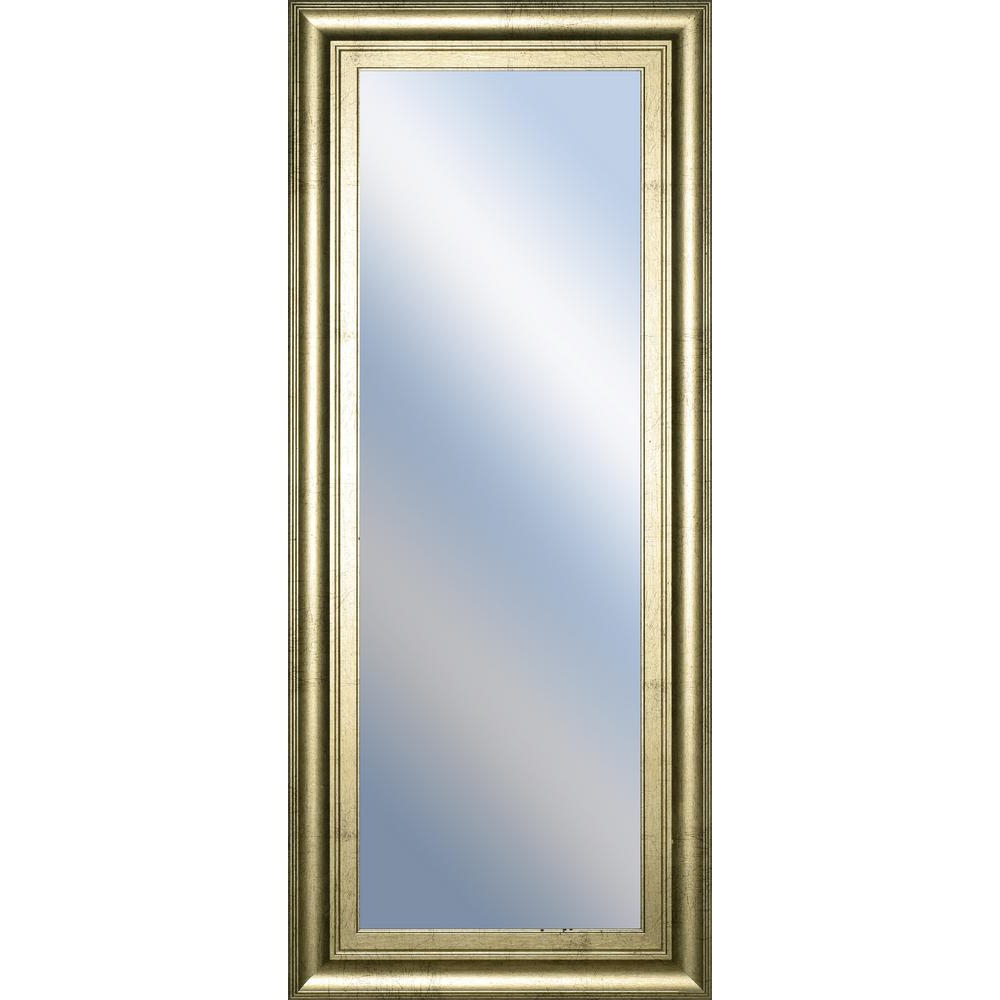 Decorative Framed Wall Mirrors Pertaining To Best And Newest 18 In. X 42 In (View 7 of 20)