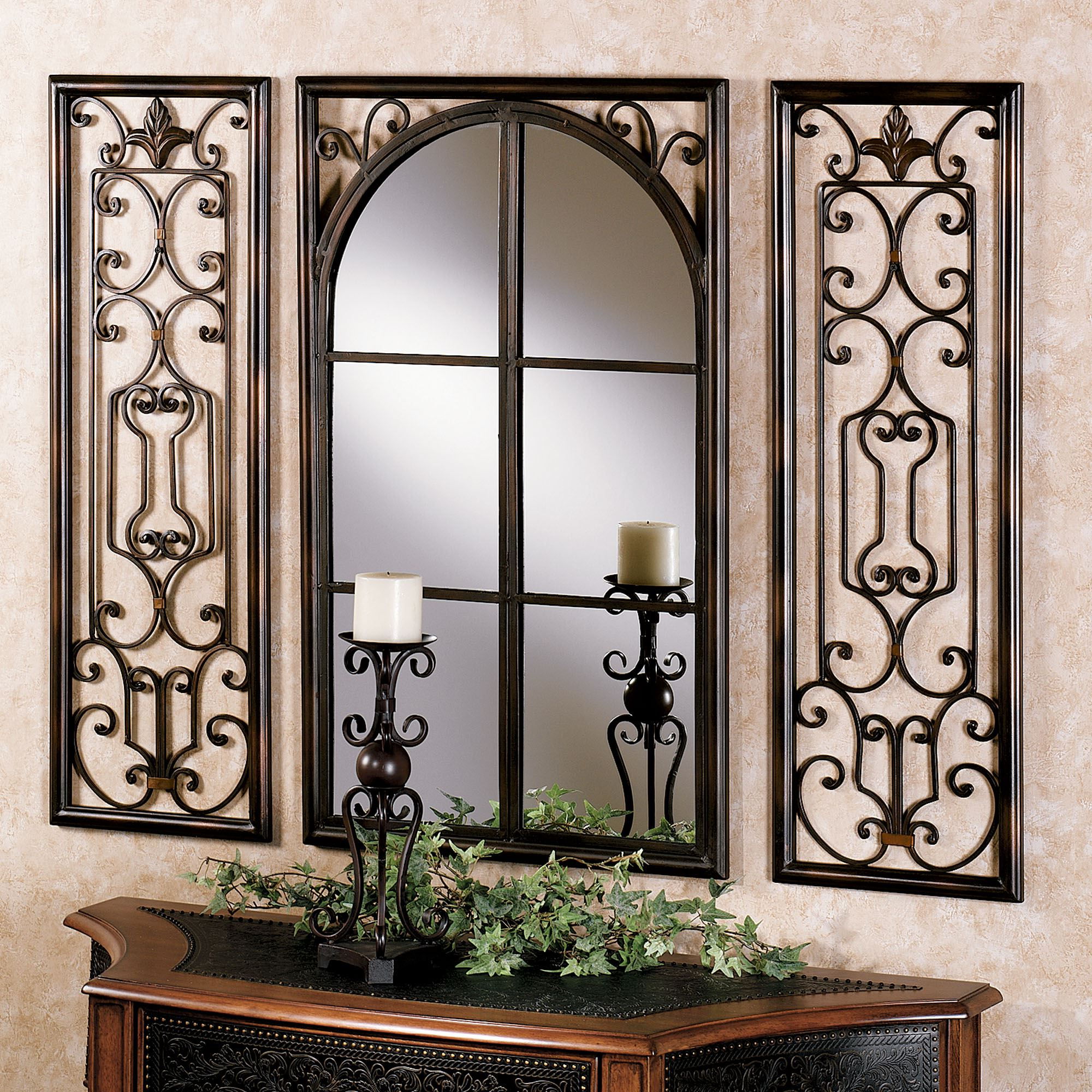 Decorative Wall Mirror Sets With Regard To Newest Beautiful Wall Mirror Set Photos Bathroom Mirrors Large Decoration (View 3 of 20)