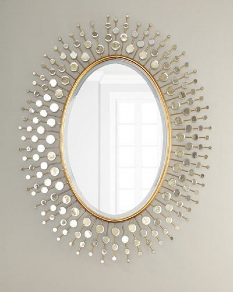 Decorative Wall Mirrors For Bathrooms (View 4 of 20)
