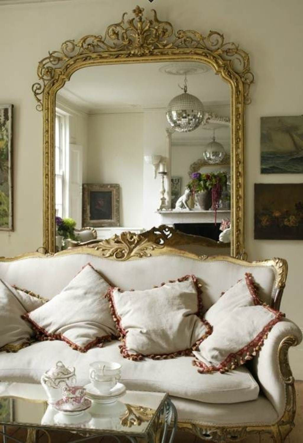 Decorative Wall Mirrors For Living Room For Decorative Wall Mirrors For Living Room (View 17 of 20)