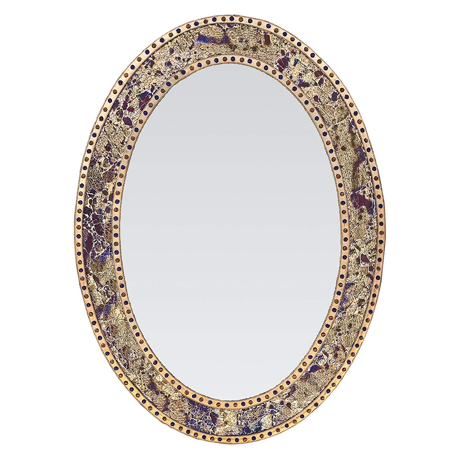 Decorative Wall Mirrors Throughout Most Up To Date Decorshore 32.5 In. X 24.5 In (View 11 of 20)