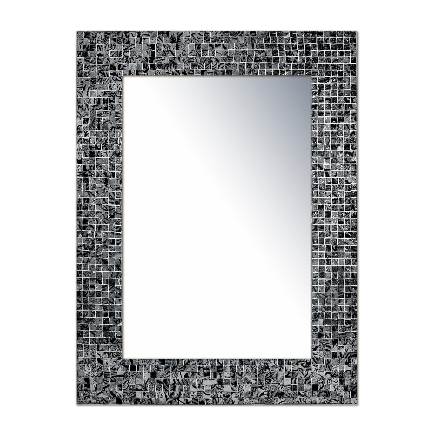 Featured Photo of Glass Mosaic Wall Mirrors