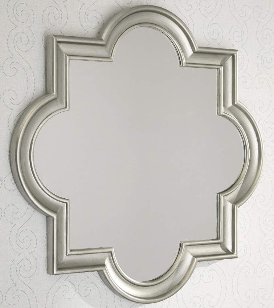Desma – Champagne – Accent Mirror With Popular Ogier Accent Mirrors (View 20 of 20)