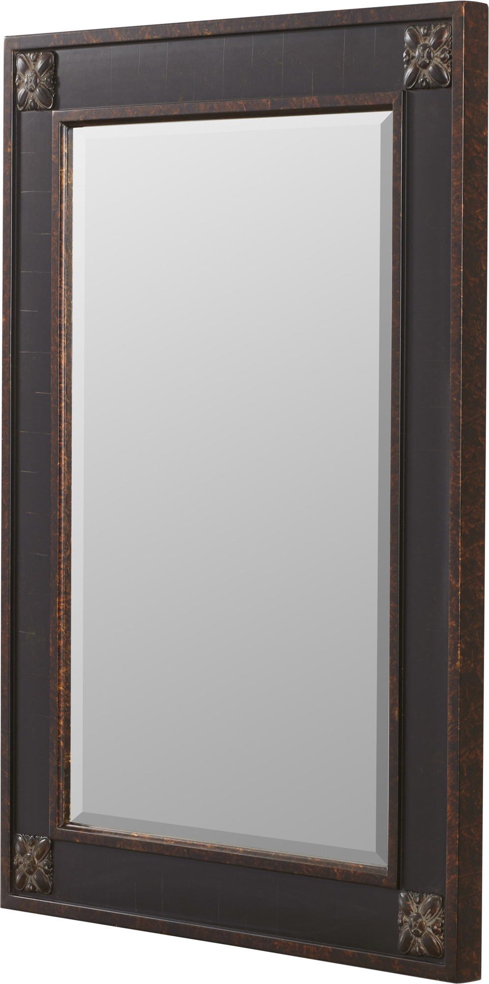Details About Fleur De Lis Living Kristy Rectangular Beveled Vanity Mirror In Distressed Within Current Kristy Rectangular Beveled Vanity Mirrors In Distressed (View 2 of 20)