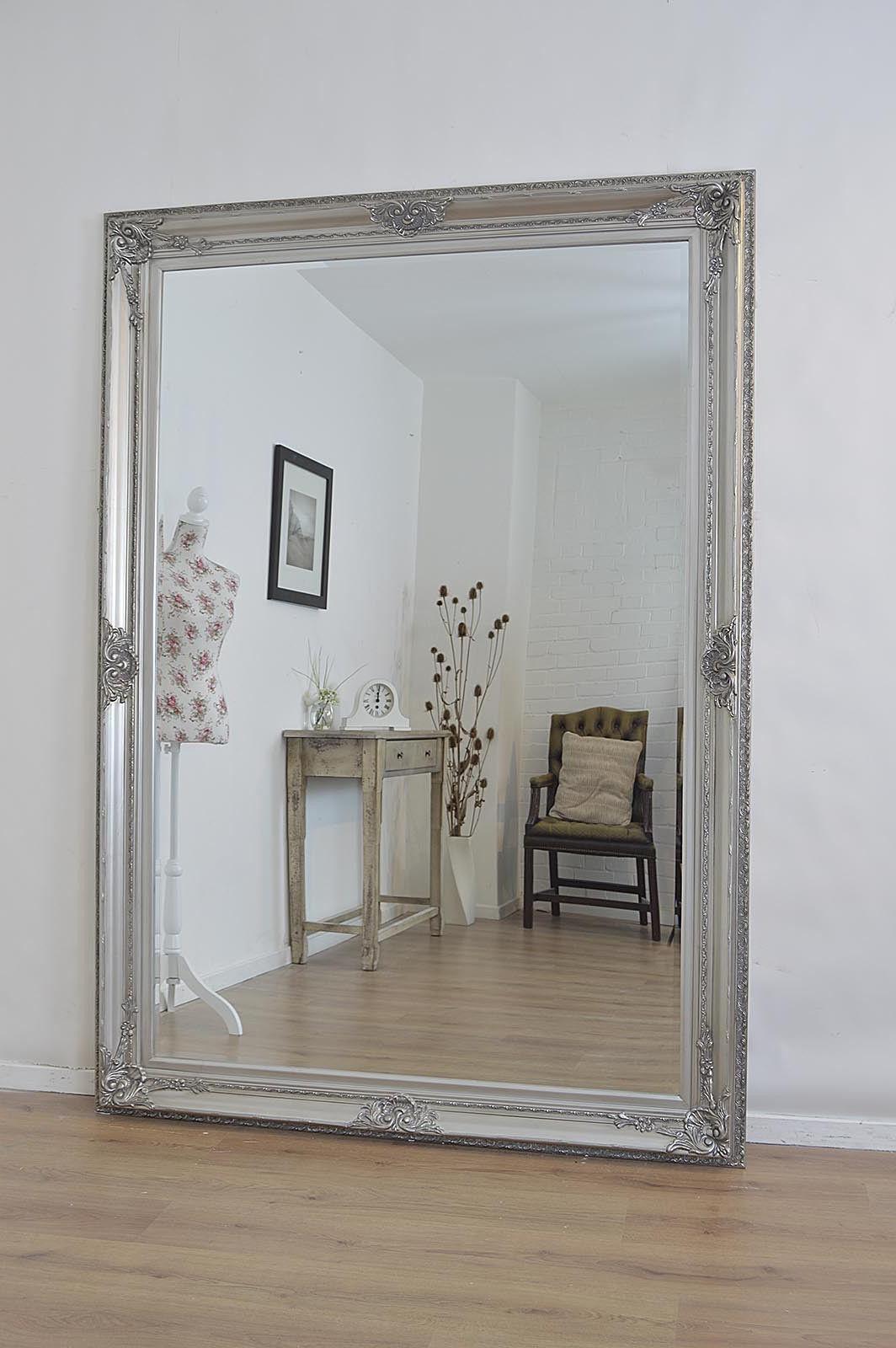 Diy Big Wall Mirrors (View 2 of 20)