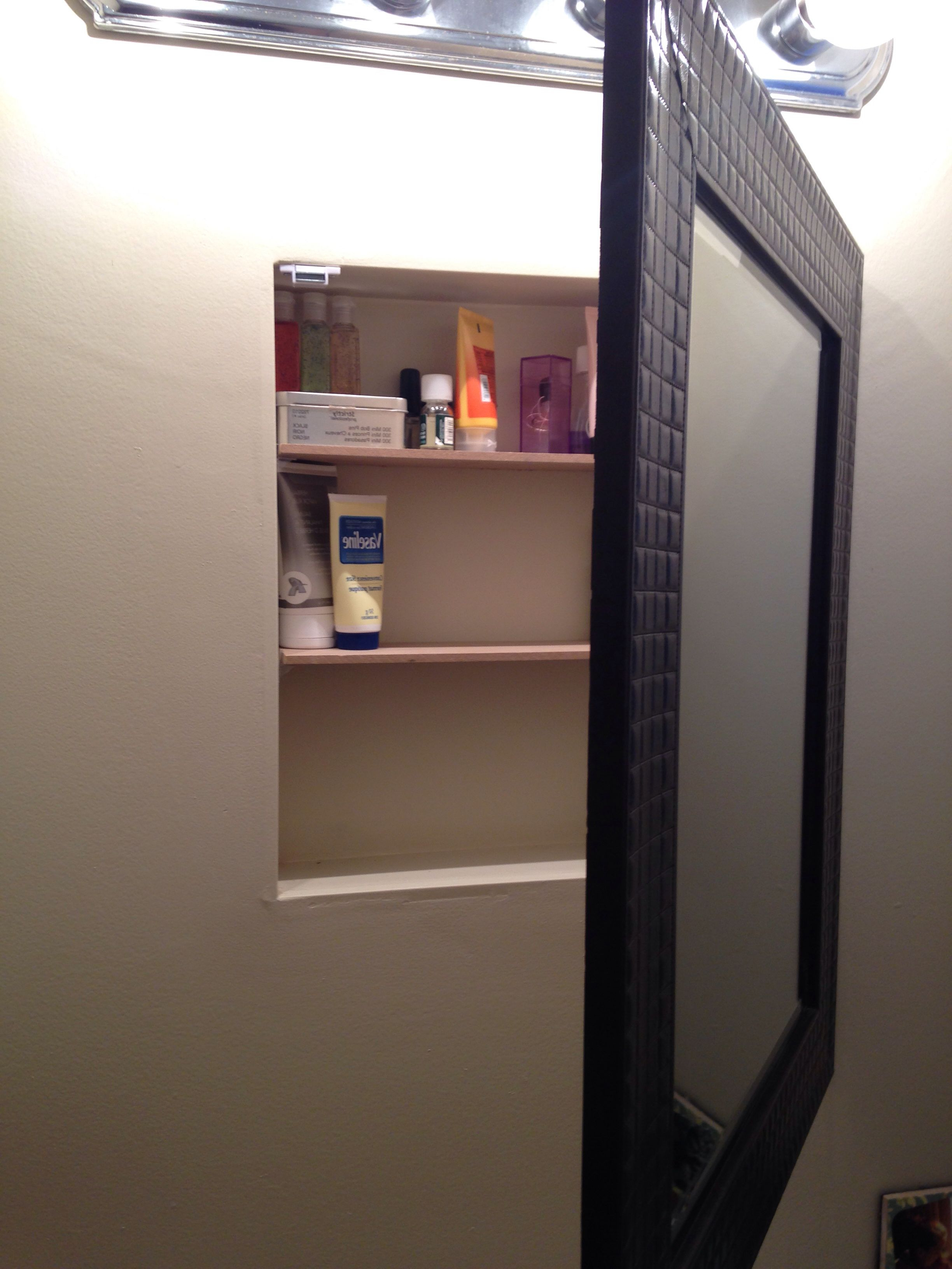 Diy Medicine Cabinet (View 7 of 20)