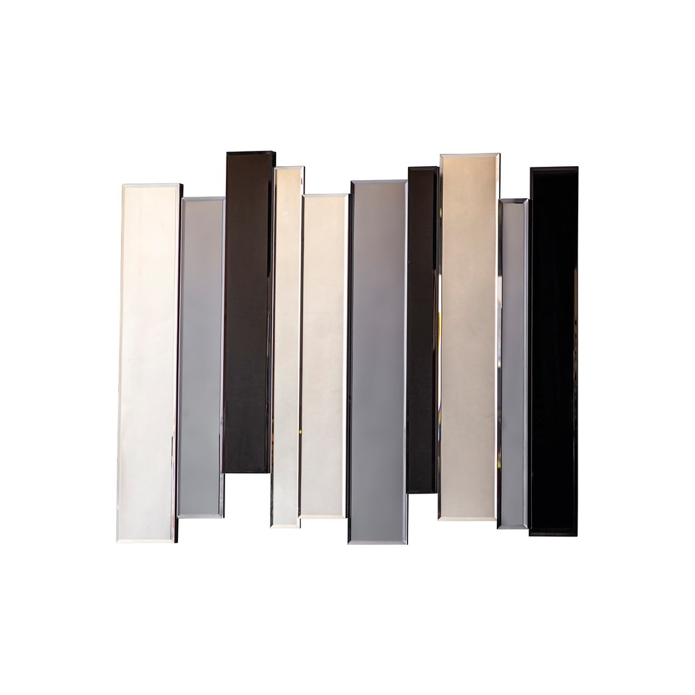 Duval Modern Wall Mirror For Famous Trendy Wall Mirrors (View 12 of 20)