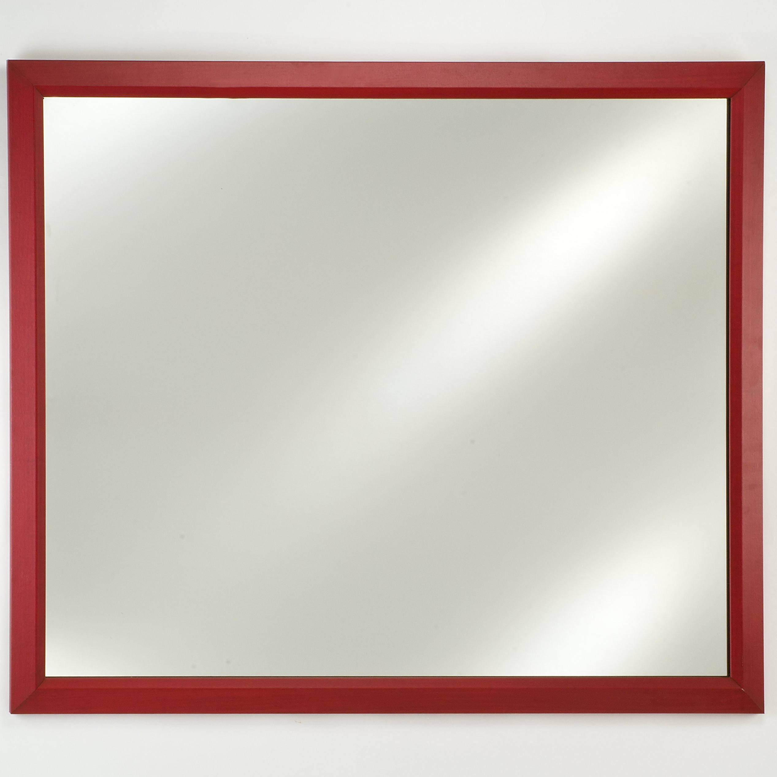 Eagle Edge Plain Wall Mirror For Well Known Plain Wall Mirrors (Gallery 1 of 20)