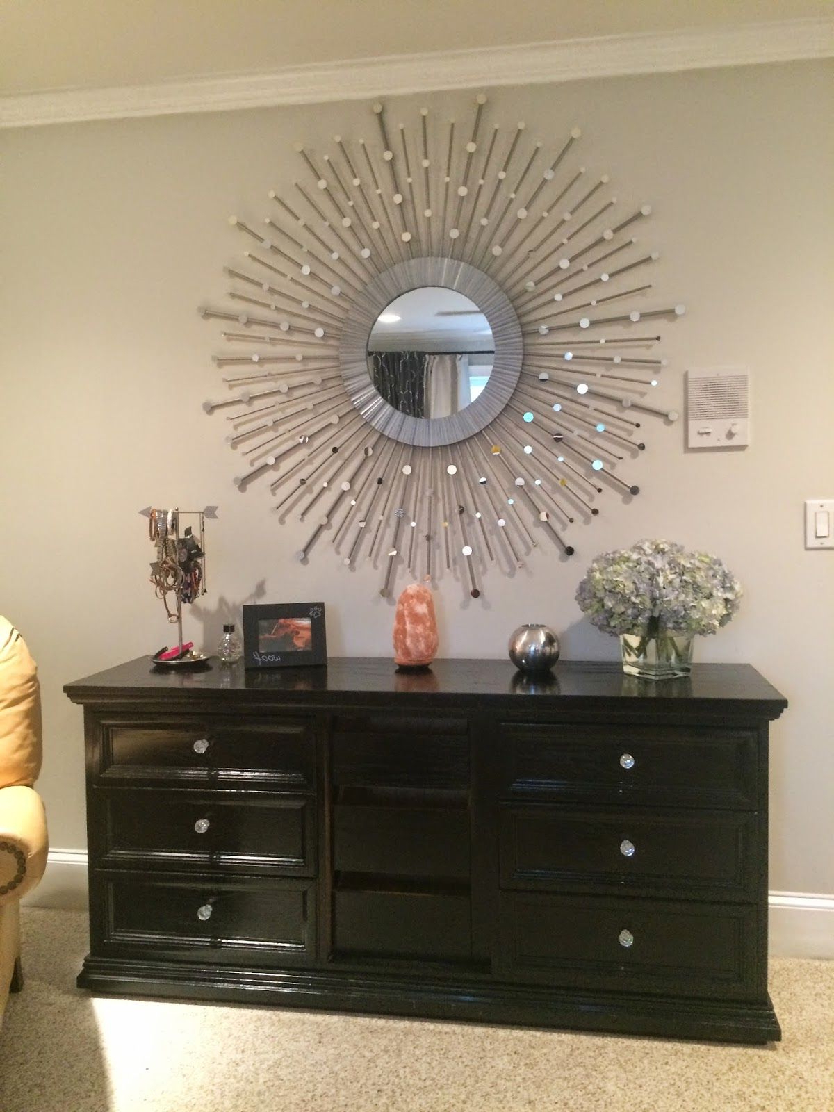 Easy Diy Sunburst Mirror (Gallery 20 of 20)