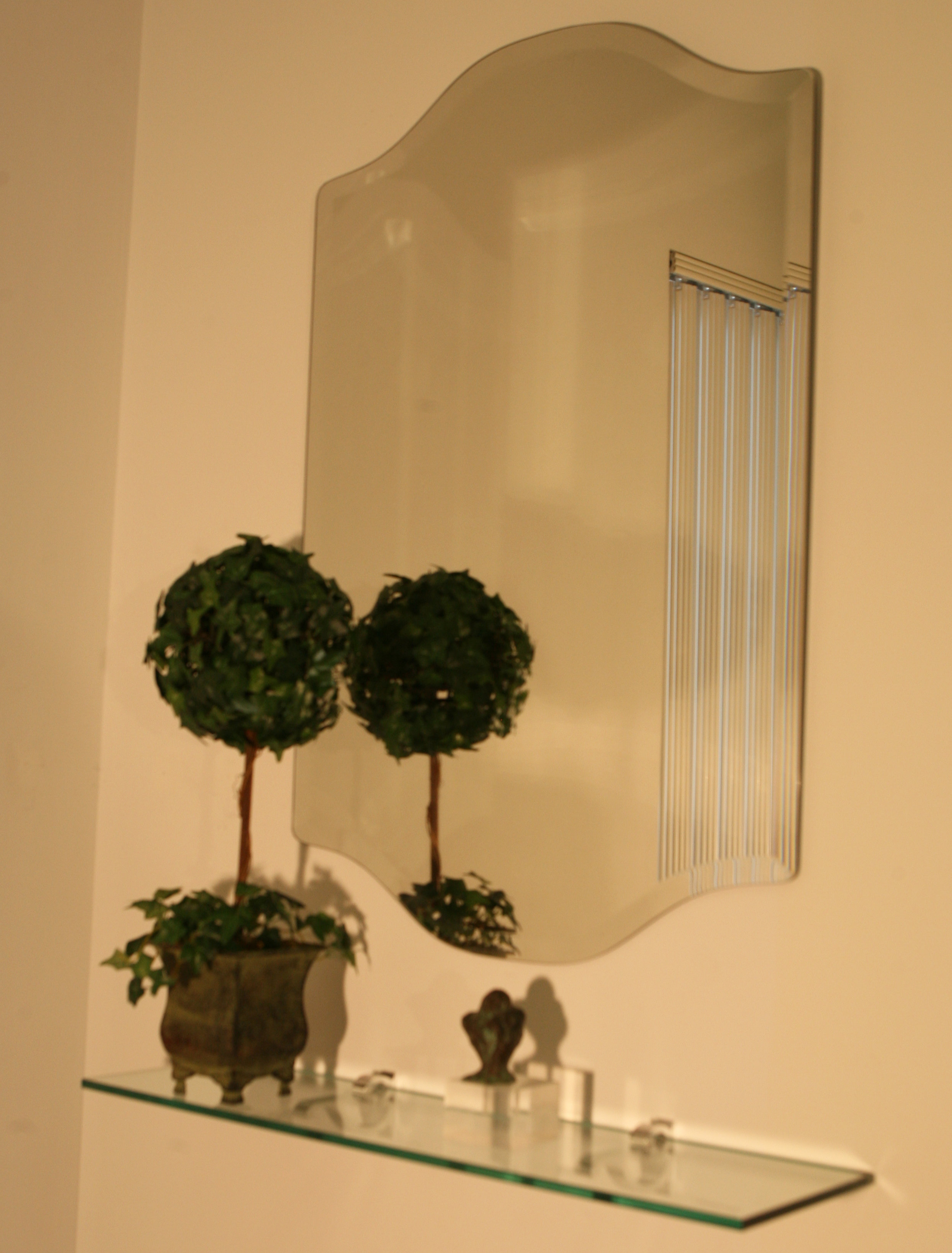 Egor Accent Mirror Regarding Popular Morlan Accent Mirrors (View 15 of 20)