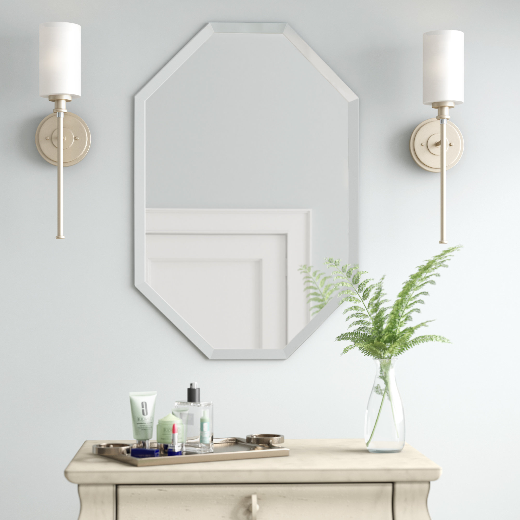 Egor Accent Mirror With Regard To Current Kayden Accent Mirrors (Gallery 15 of 20)