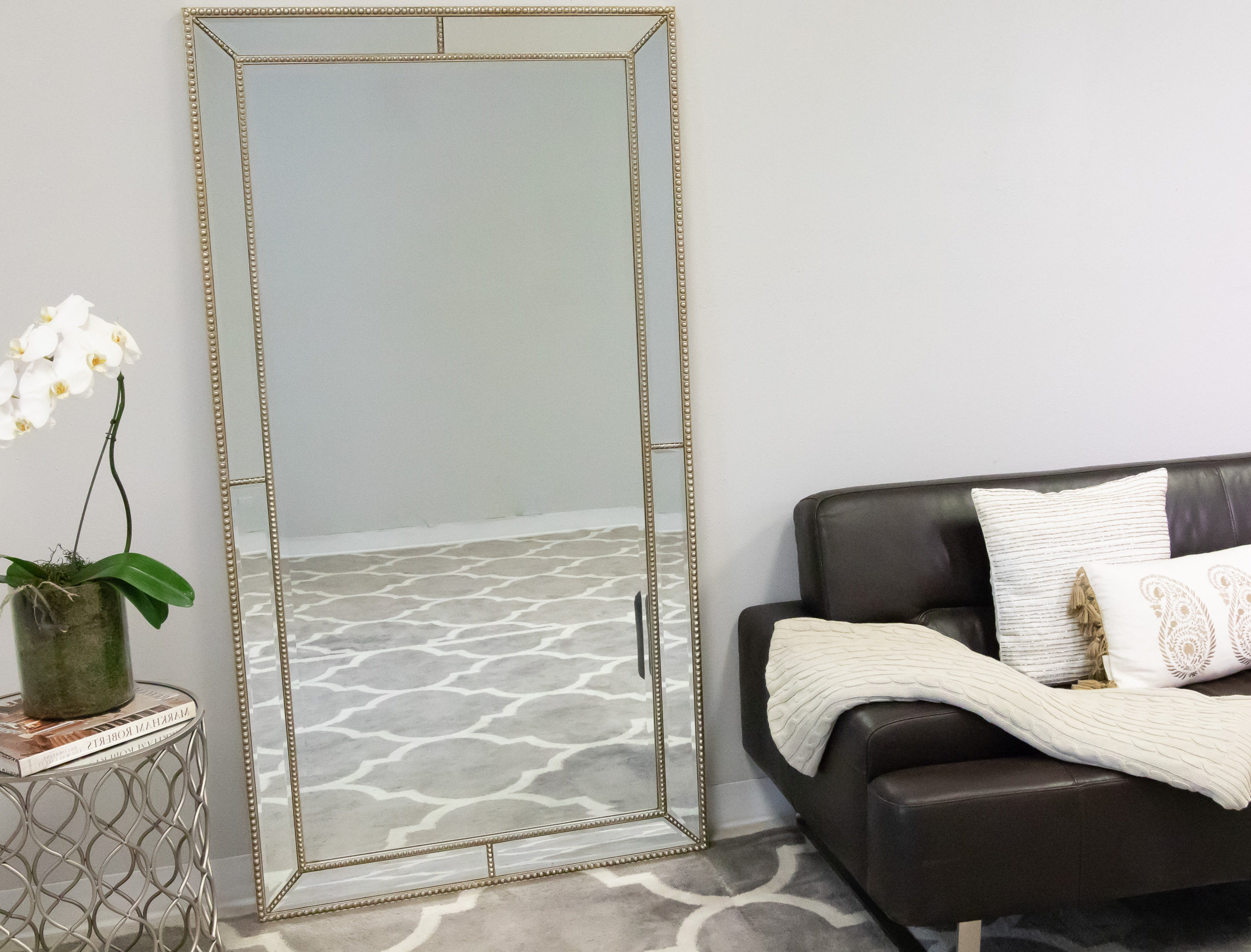 Egor Accent Mirrors With 2019 Egor Leaner Accent Mirror (Gallery 12 of 20)