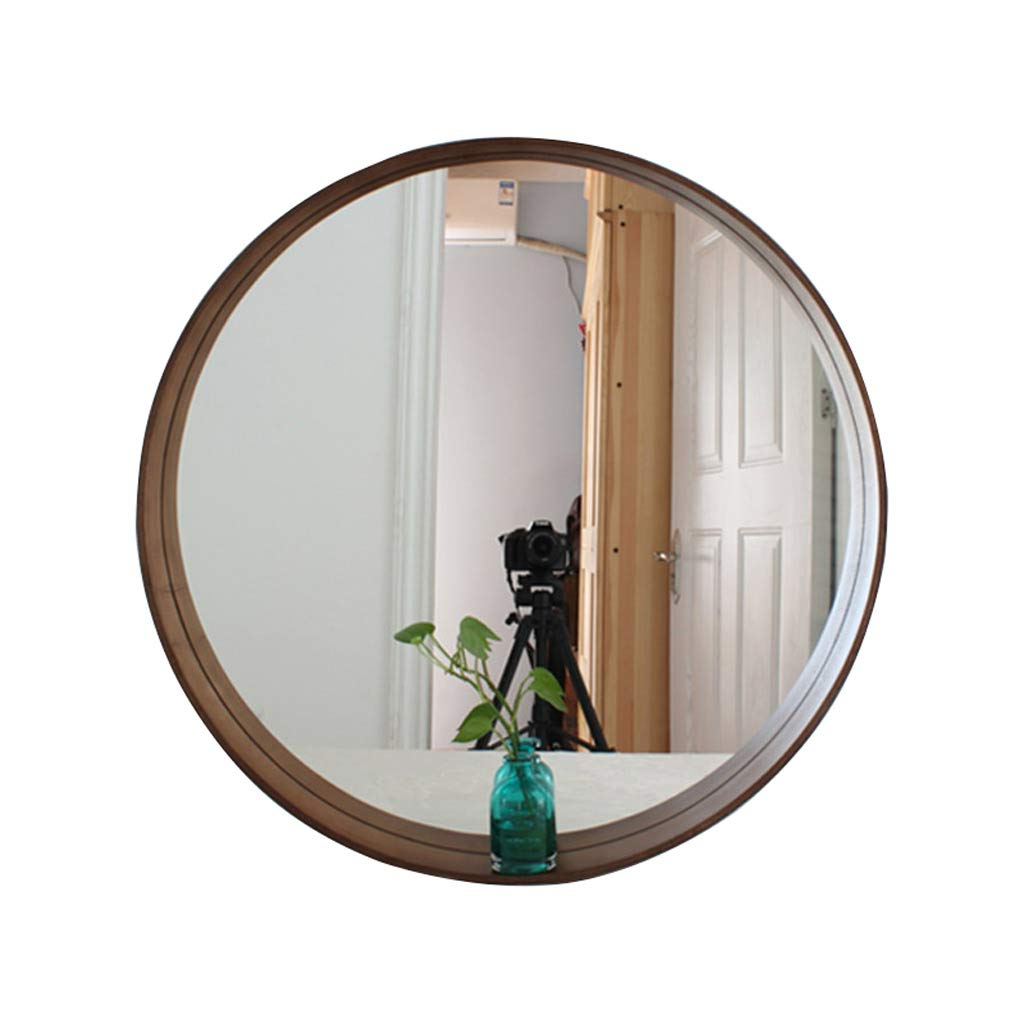 Elegant Large Wall Mirrors Within Well Known Flying Bathroom Wall Mirror, For Family Hotel With 500 * 500mm (View 20 of 20)