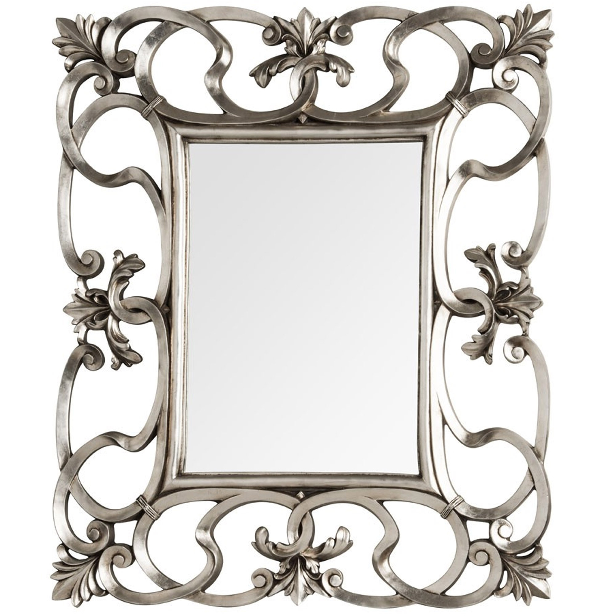 Elegant Wall Mirror For Best And Newest Elegant Wall Mirrors (Gallery 13 of 20)
