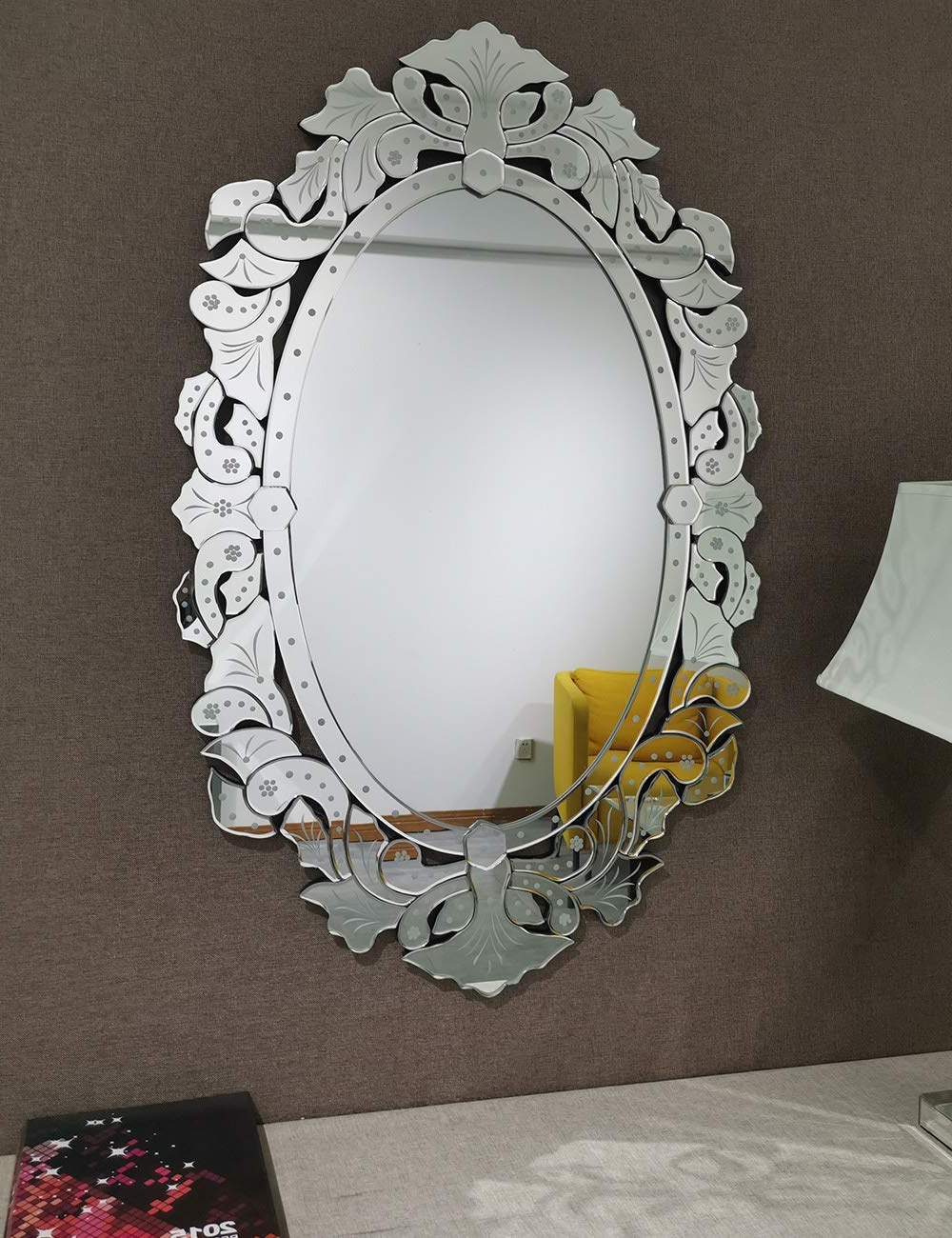 Elegant Wall Mirrors (View 12 of 20)