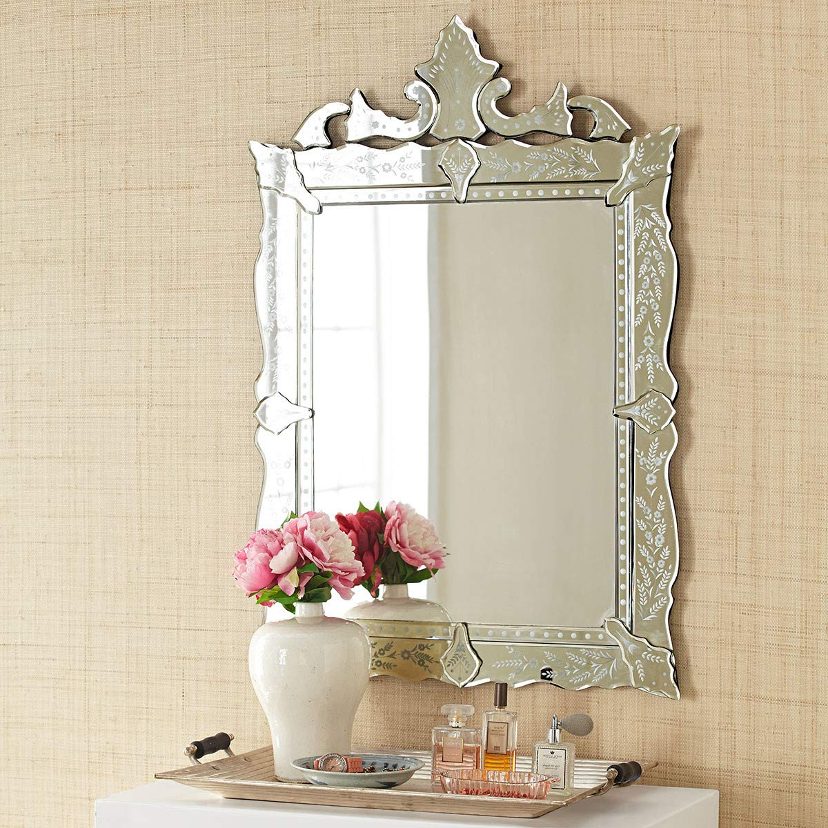 Elegant Wall Mirrors (Gallery 17 of 20)