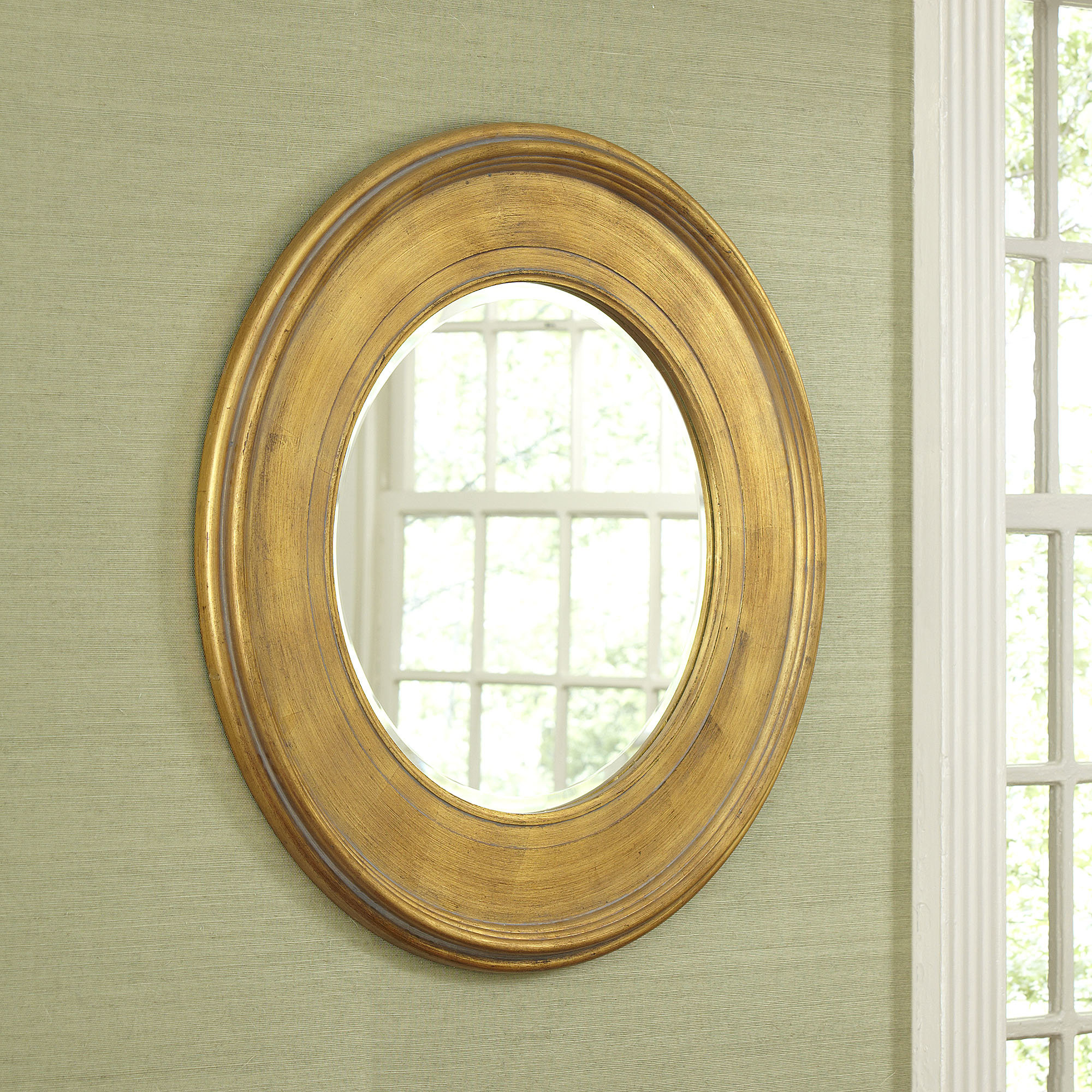 Erling Accent Mirror With Well Liked Alie Traditional Beveled Distressed Accent Mirrors (View 9 of 20)