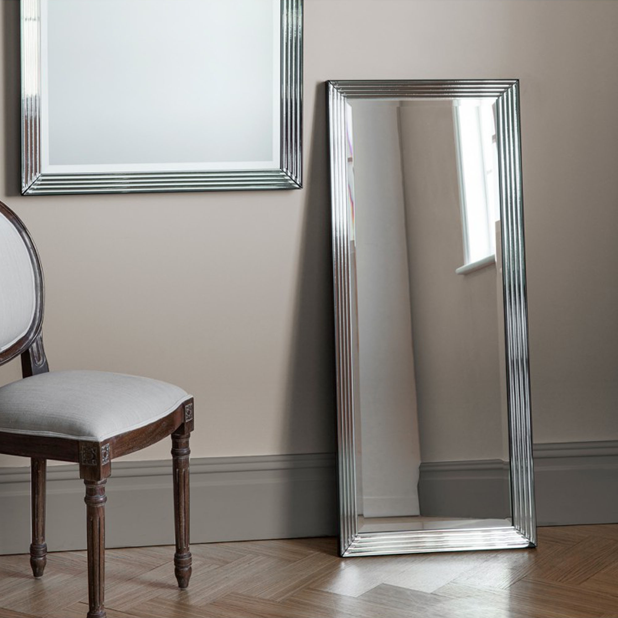 Exeter Long Wall Mirror Intended For Well Liked Long Rectangular Wall Mirrors (Gallery 13 of 20)