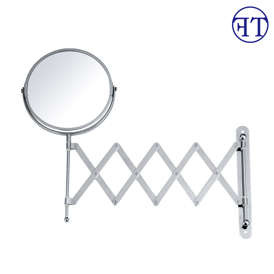 Extendable Wall Mirrors In Most Current China Extendable Decorative Round Bathroom Shaving Wall Mirrors (View 8 of 20)