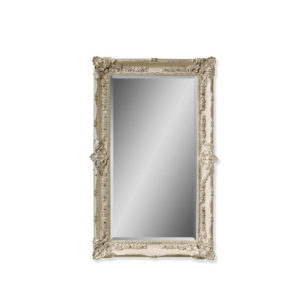 Famous Bassett Mirror Company Garland Decorative Wall Mirror Pertaining To White Decorative Wall Mirrors (View 15 of 20)