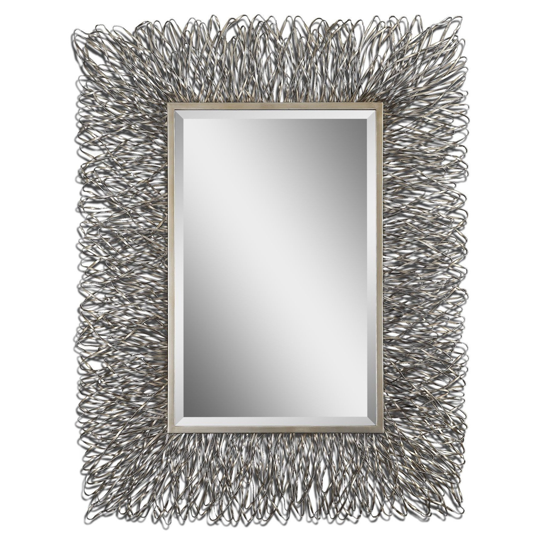 Famous Decorative Rectangular Wall Mirrors Throughout Decorative Wall Mirrors Wade Logan Decorative Wall Mirror Skull (View 13 of 20)