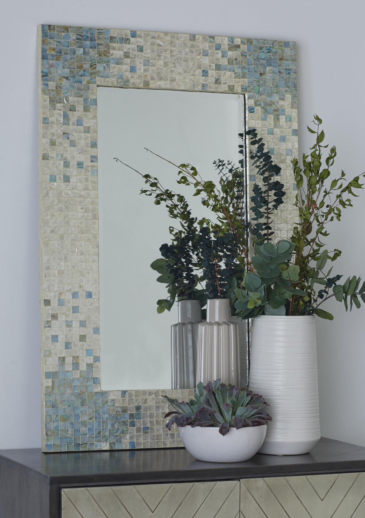 Famous Elliott Modern & Contemporary Accent Mirror Throughout Knott Modern & Contemporary Accent Mirrors (View 12 of 20)