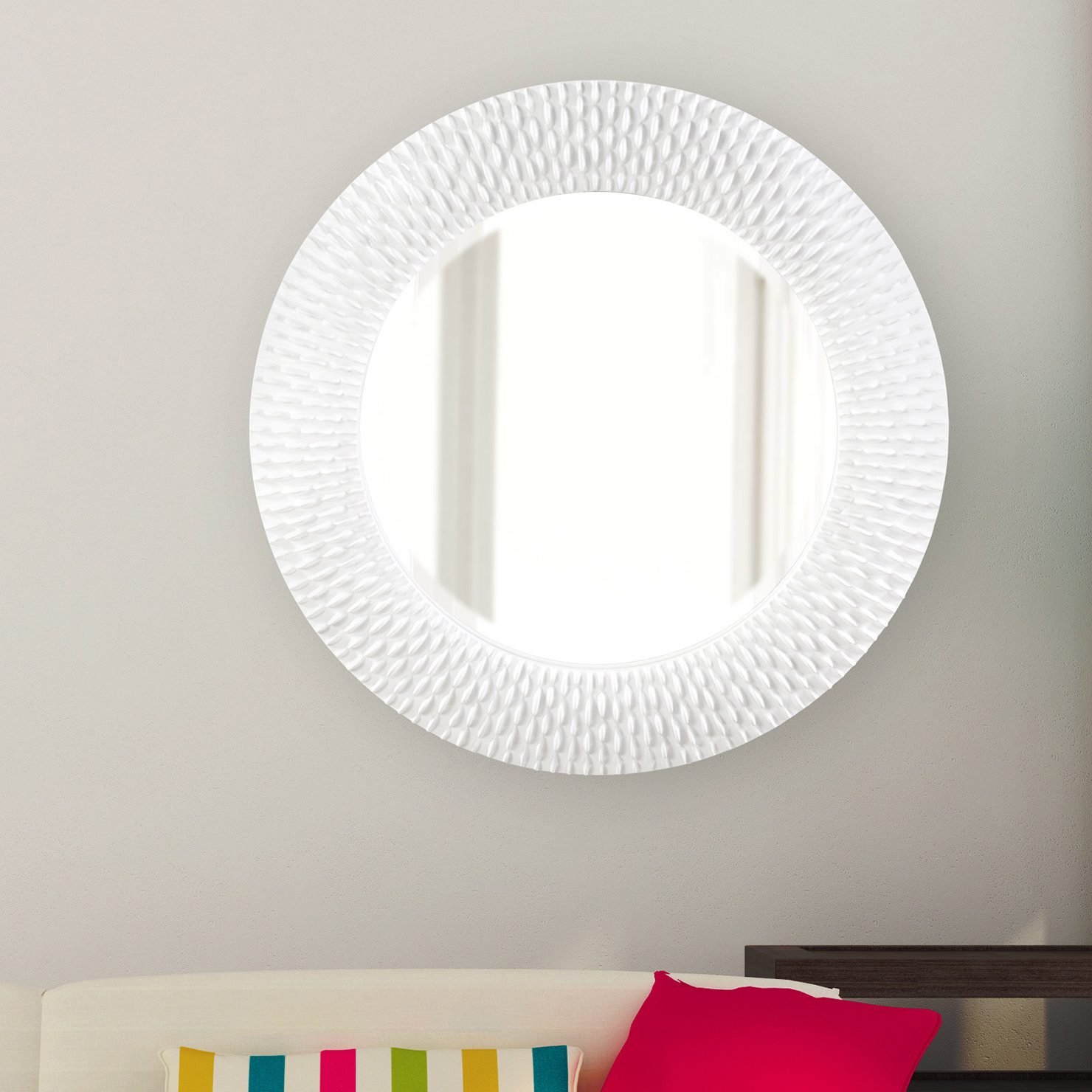 Famous High End Wall Mirrors Pertaining To Hengelo Wall Mirror (View 9 of 20)