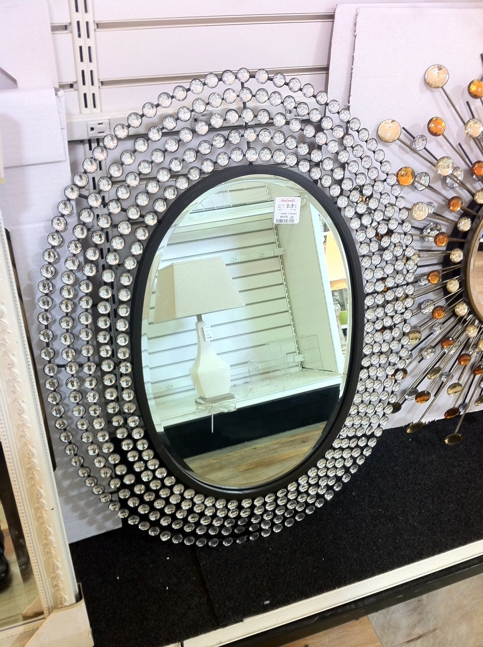 Famous Home Goods Decorative Wall Mirrors Walls Decor Shelves Panels Mirror With Home Goods Wall Mirrors (View 4 of 20)