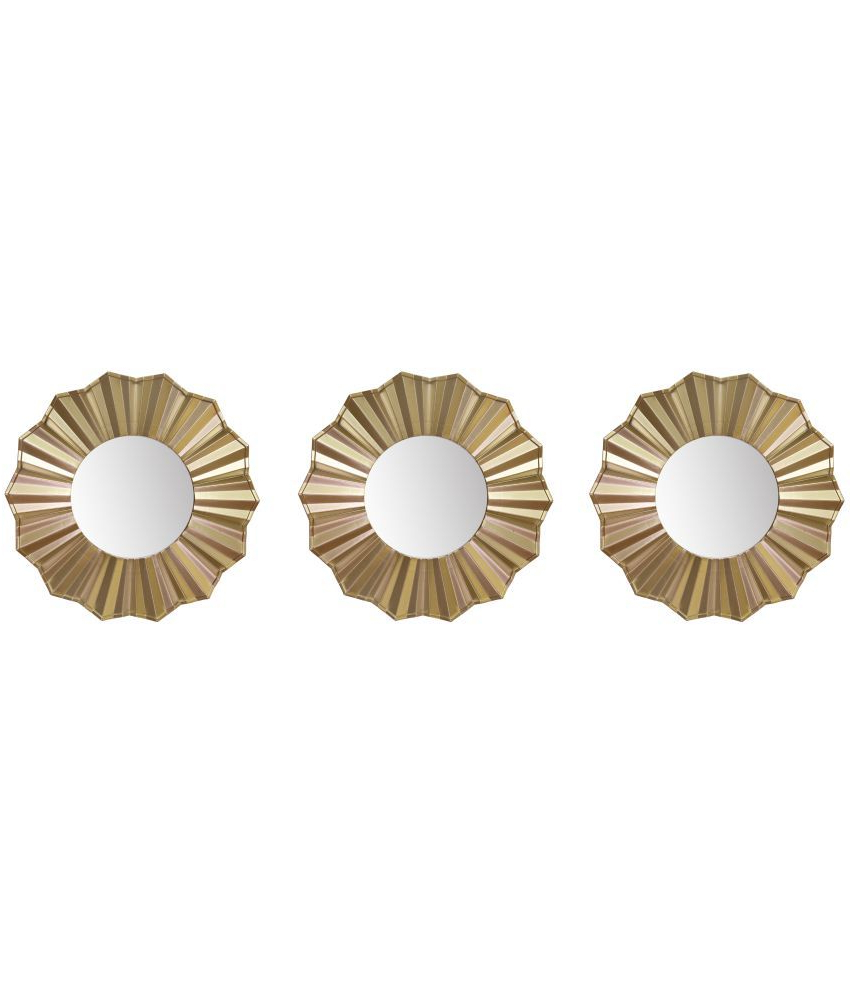 Famous Hosley Decorative Wall Mirror – Set Of 3 In Decorative Wall Mirror Sets (View 6 of 20)