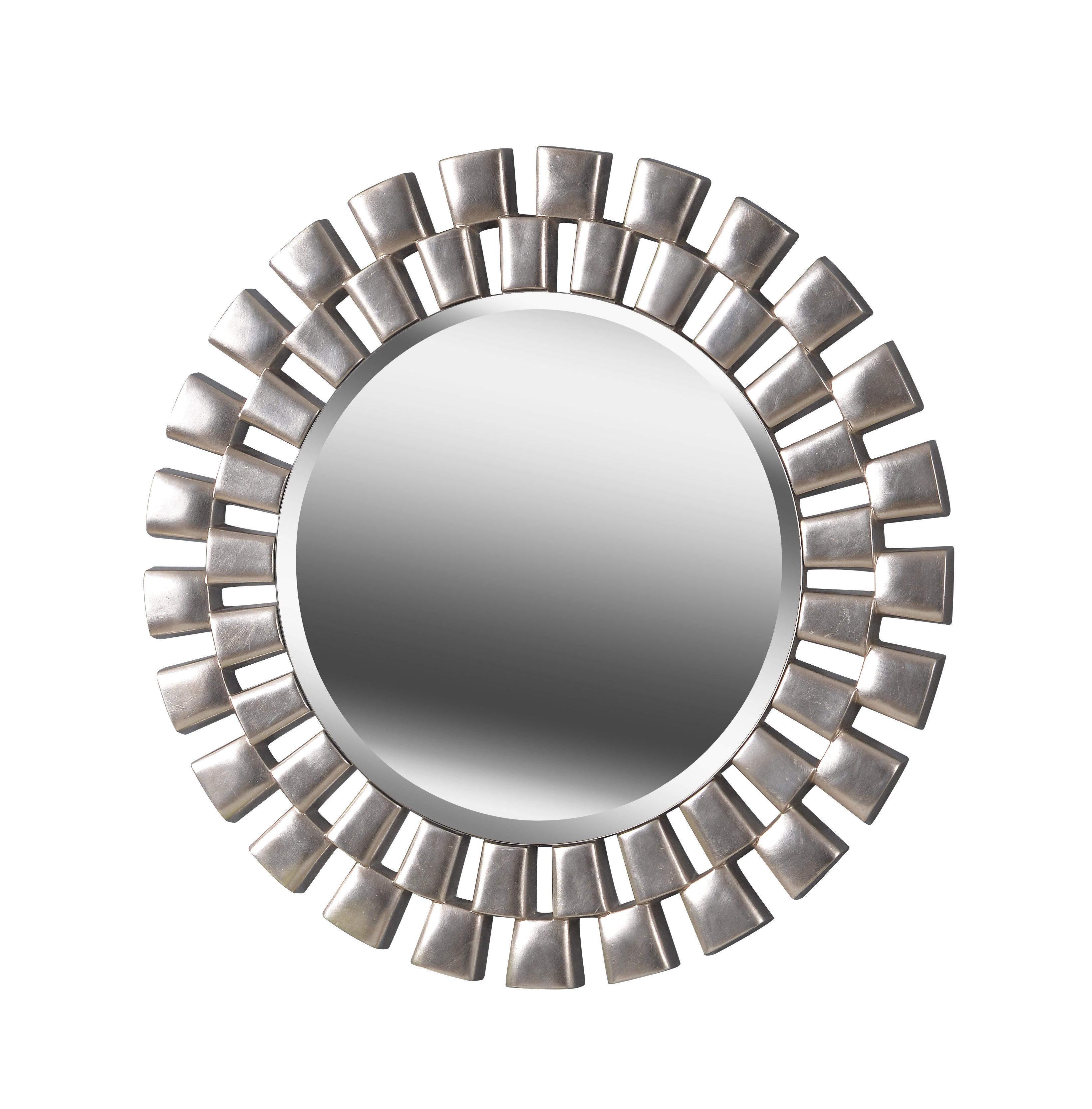 Famous Josephson Starburst Glam Beveled Accent Wall Mirrors For Glam Beveled Accent Mirror (View 7 of 20)