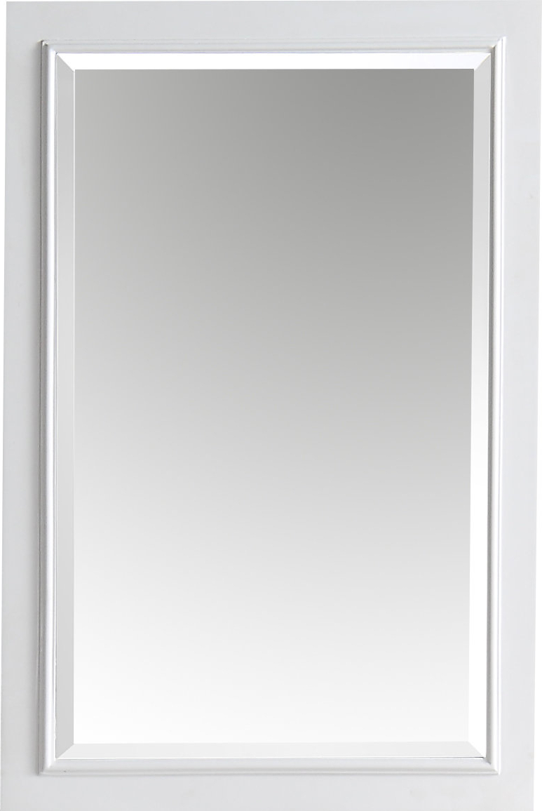 Famous Mexborough Bathroom/vanity Mirrors Throughout Rectangle Solid Wood Bathroom / Vanity Mirror (View 6 of 20)