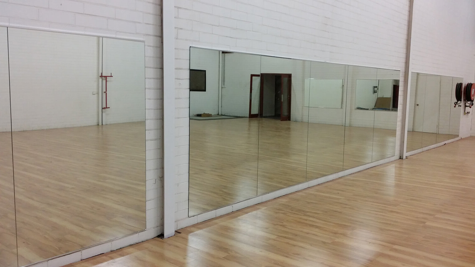 Famous Mirror: Gym Mirrors Help You Check Your Posture And Positioning For Cheap Gym Wall Mirrors (View 16 of 20)