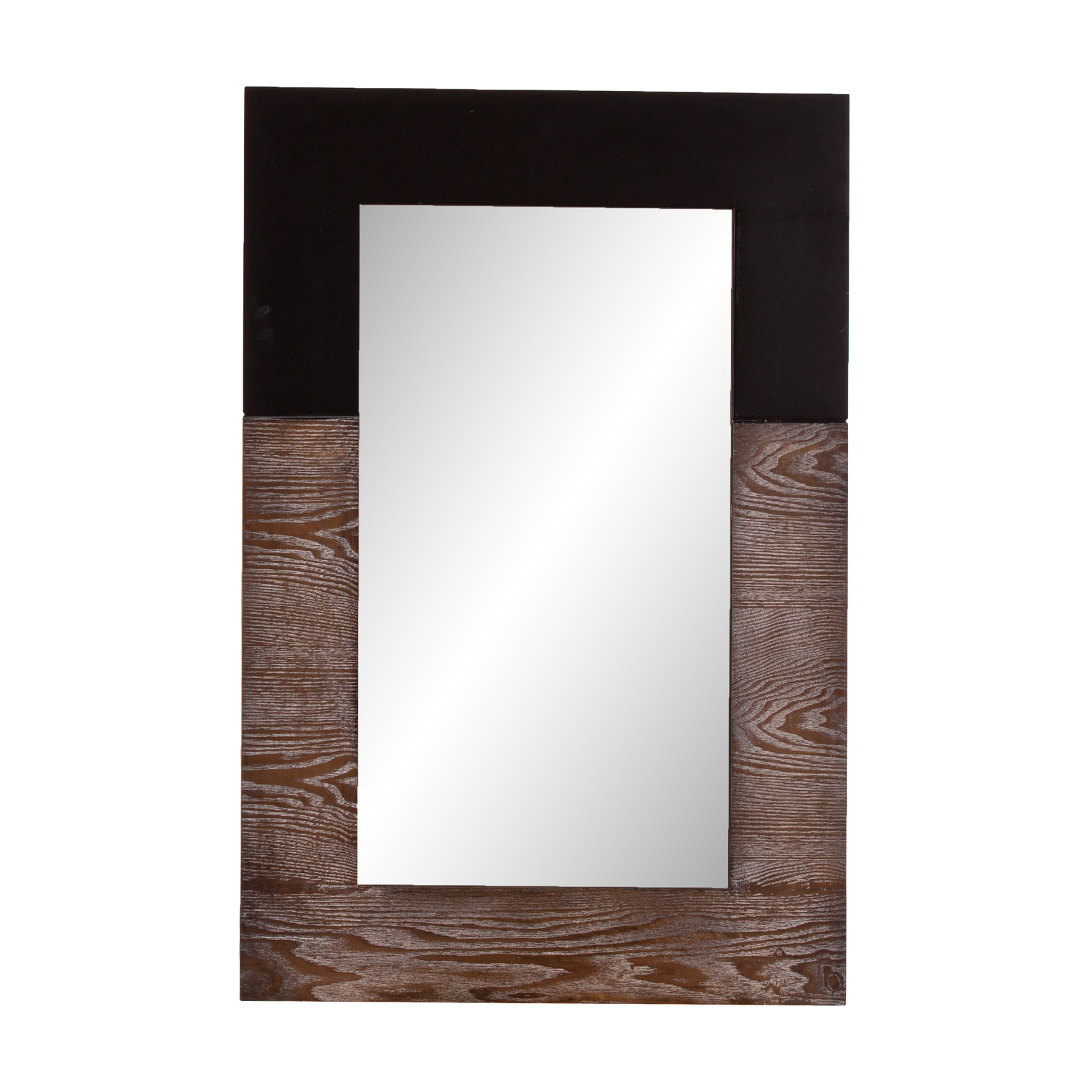 Famous Rena Accent Mirror For Longwood Rustic Beveled Accent Mirrors (View 10 of 20)
