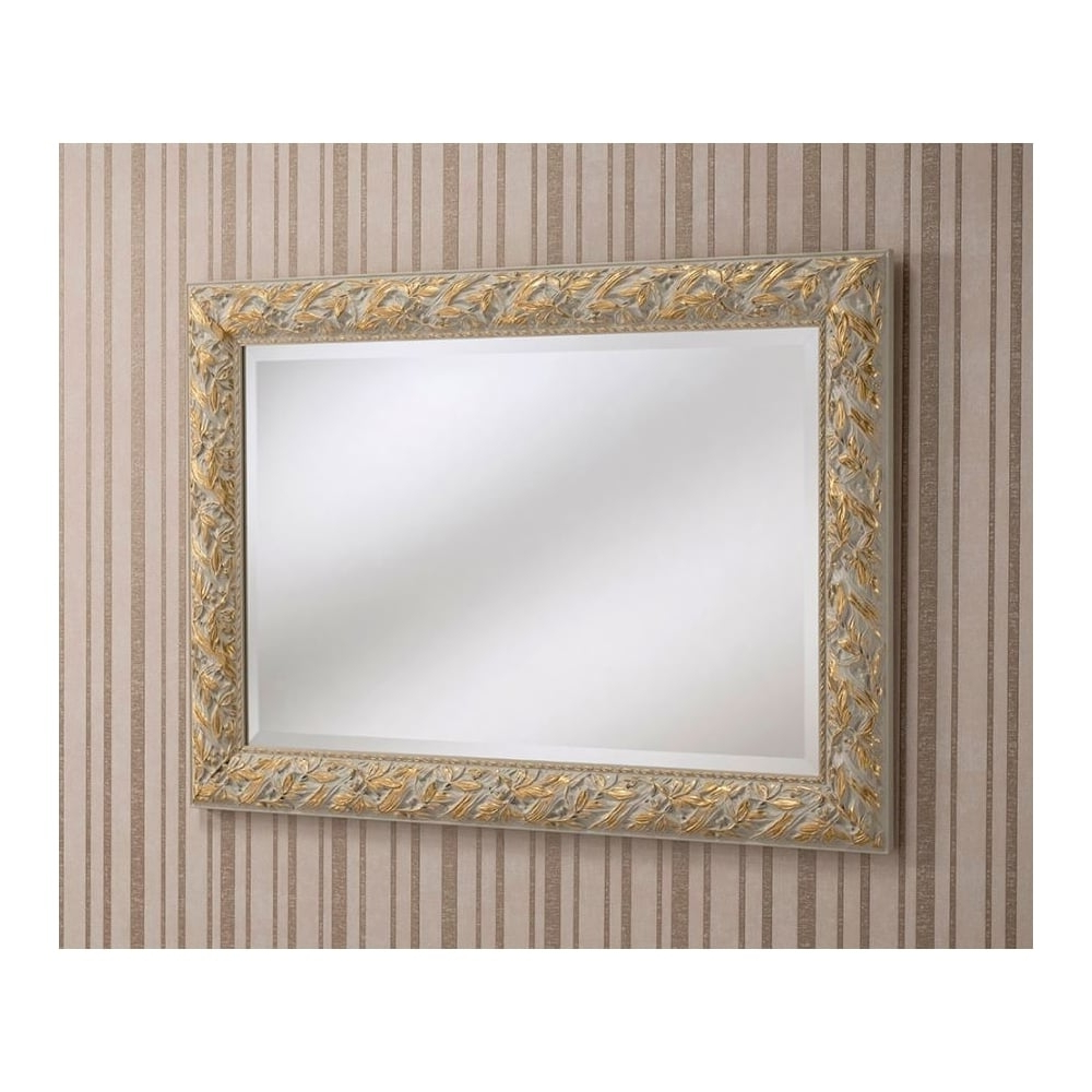 Famous Sherwood Decorative Ivory Wall Mirror Intended For Ivory Wall Mirrors (View 3 of 20)