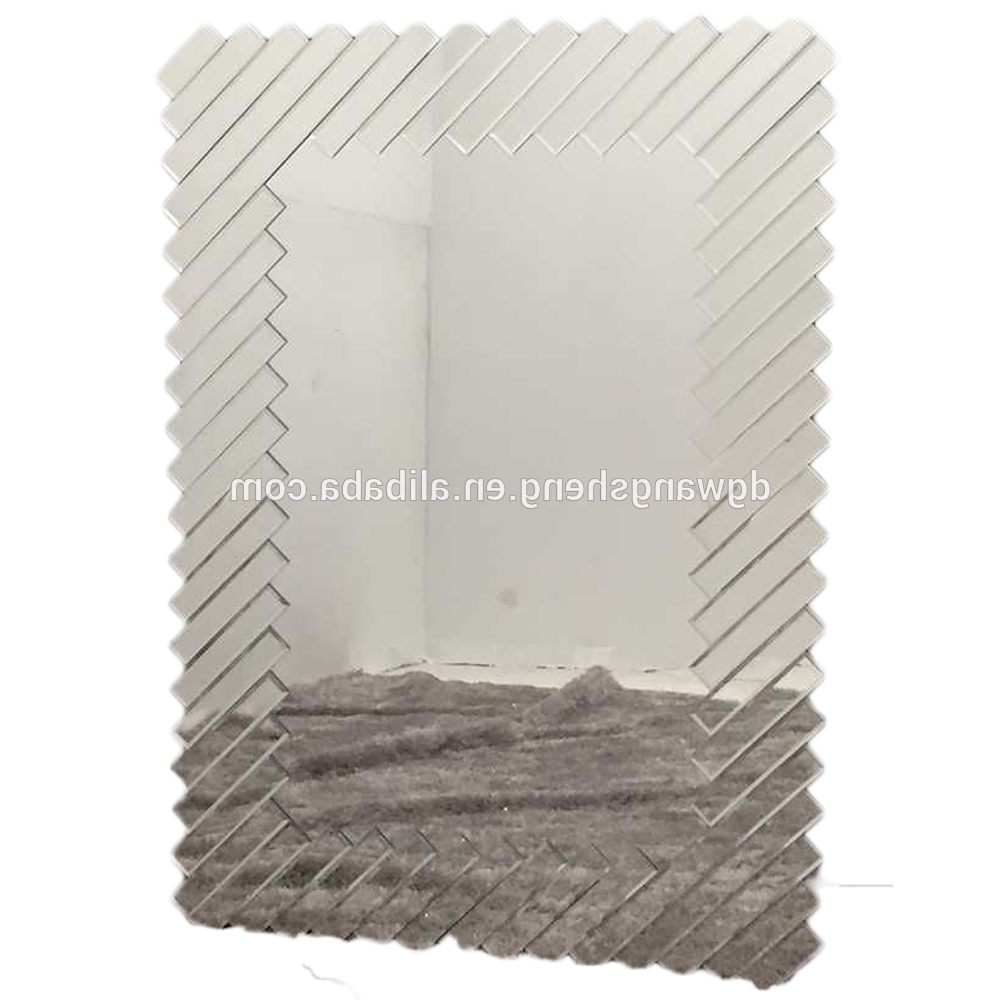 Fancy Bathroom Wall Mirrors With Popular Venetian Fancy Big Bathroom Wall Mirror – Buy Plain Wall Mirror,decorative Wall Mirror,unique Wall Mirrors Product On Alibaba (View 17 of 20)