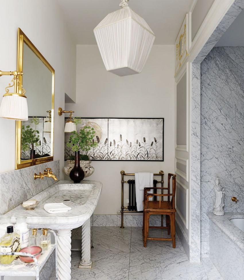 Fantastic Wall Mirror Ideas To Inspire Lavish Bathroom Designs Within Favorite Fancy Bathroom Wall Mirrors (View 18 of 20)