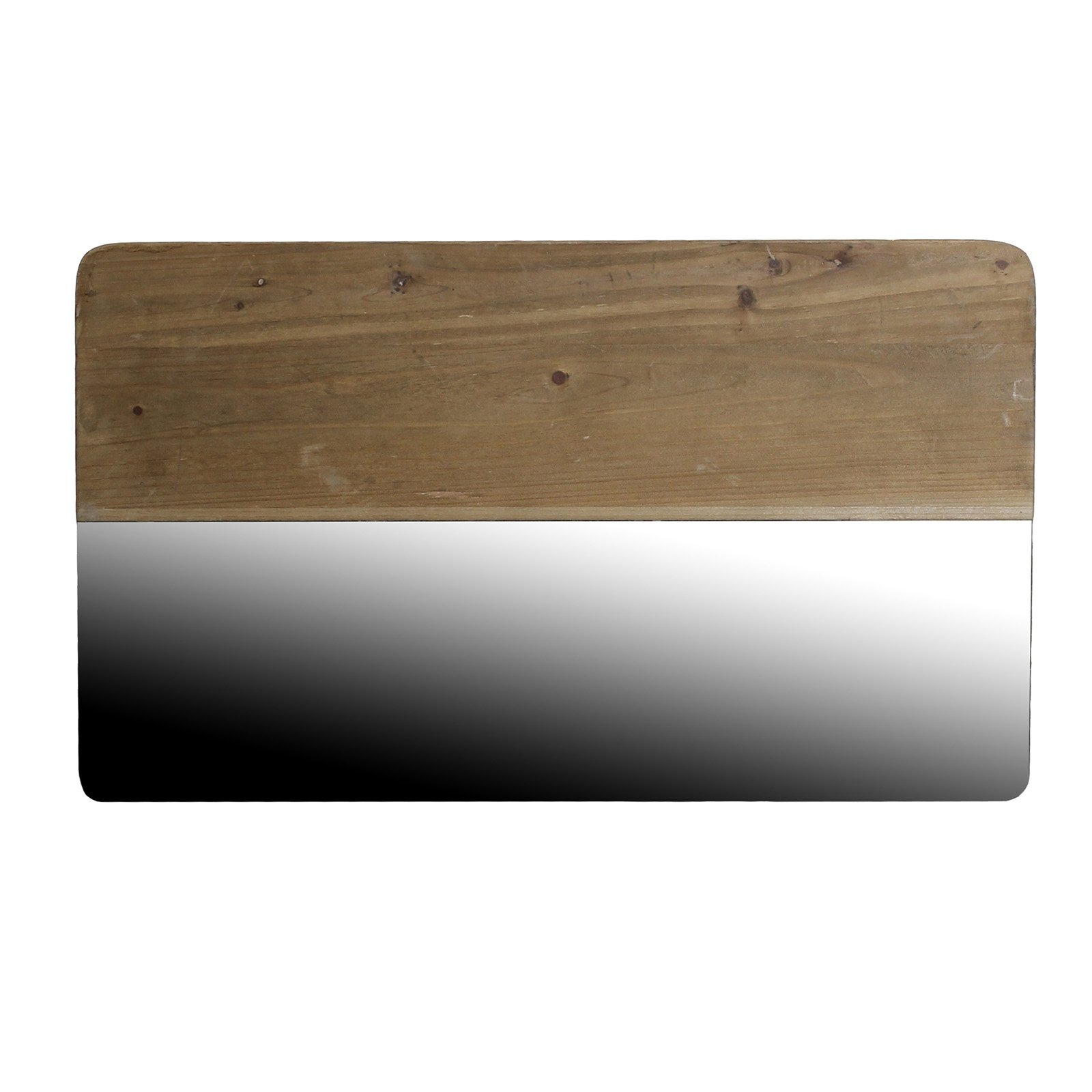 Fashionable Areo Home Areo Home Owen Rectangle Mirror Wall Accent Intended For Owens Accent Mirrors (View 5 of 20)
