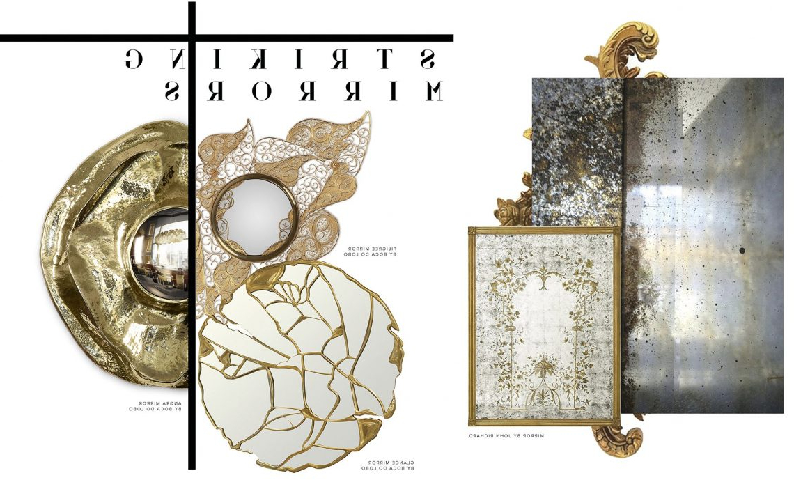 Fashionable Elevate Wall Mirrors Pertaining To Elevate Your Home Decor With These Wall Mirrors (View 9 of 20)
