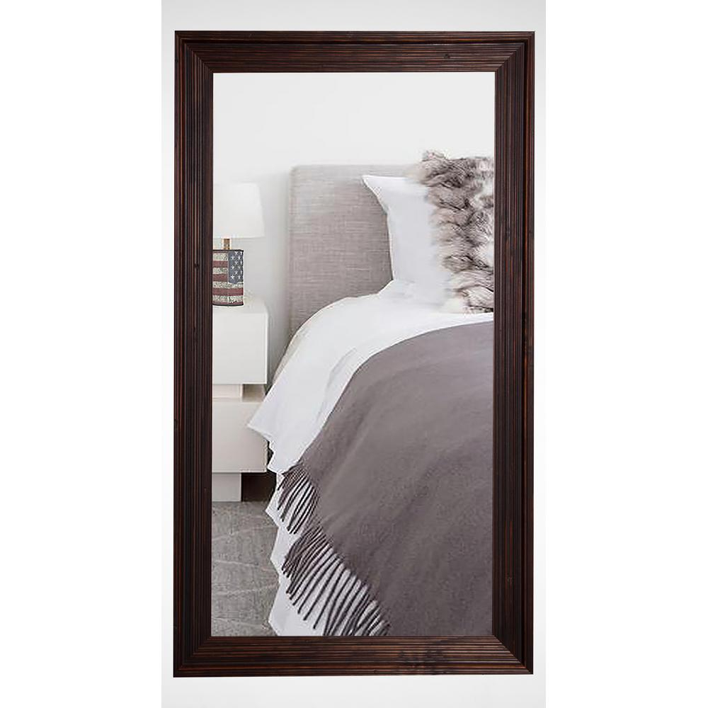Fashionable Full Body Wall Mirrors Inside 26.25 In. X 64.25 In (View 8 of 20)