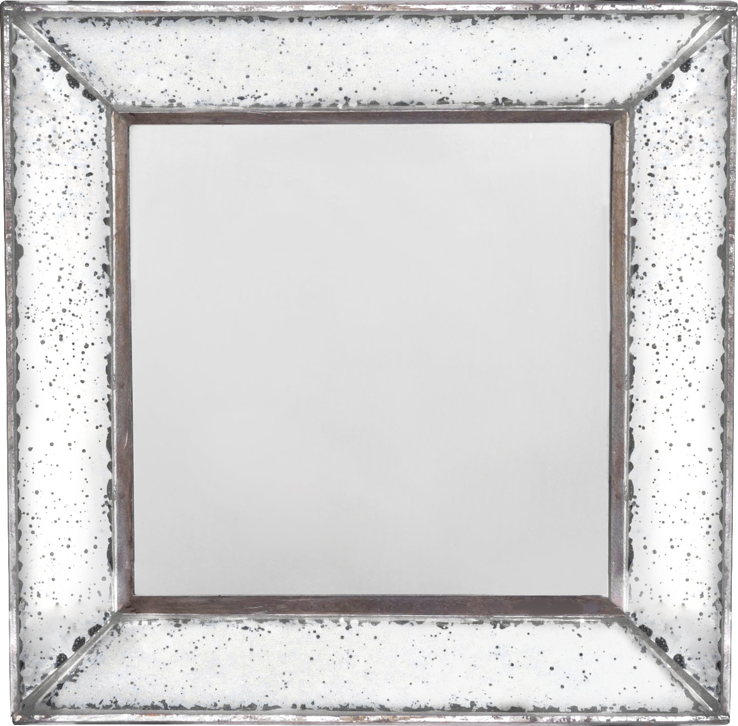 Fashionable Lark Manor Traditional Square Glass Wall Mirror With Regard To Traditional Square Glass Wall Mirrors (View 5 of 20)