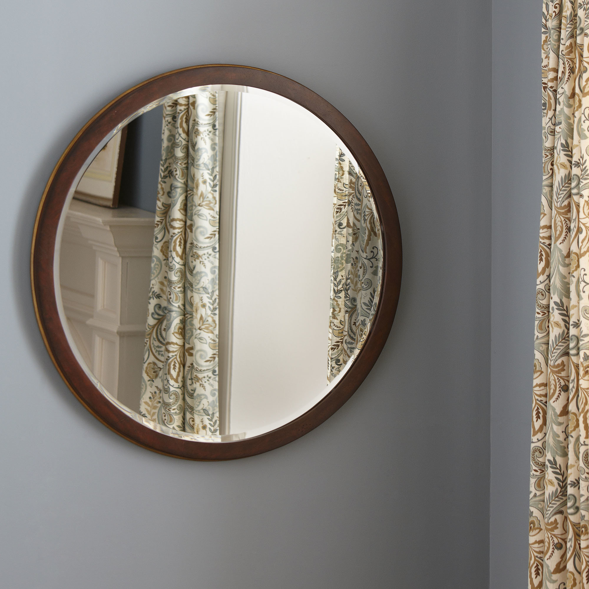 Fashionable Loftis Modern & Contemporary Accent Wall Mirrors With Regard To Arvid Accent Mirror (View 4 of 20)