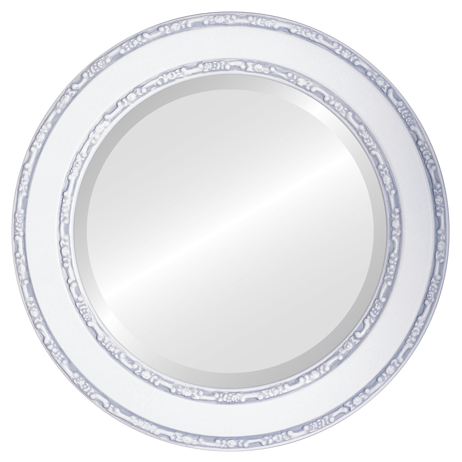 Fashionable Minerva Round Traditional Beveled Accent Mirror In Minerva Accent Mirrors (View 7 of 20)