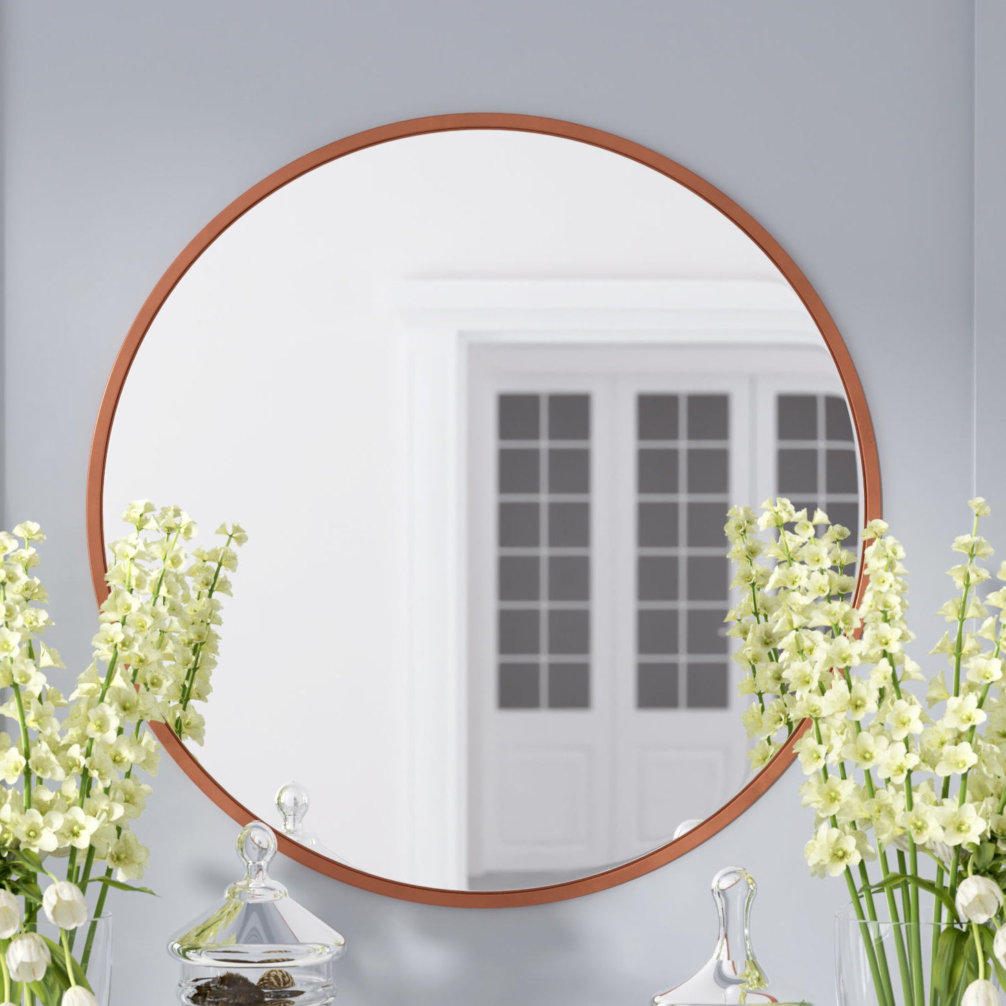 Fashionable Modern & Contemporary Accent Mirror Within Loftis Modern & Contemporary Accent Wall Mirrors (View 5 of 20)