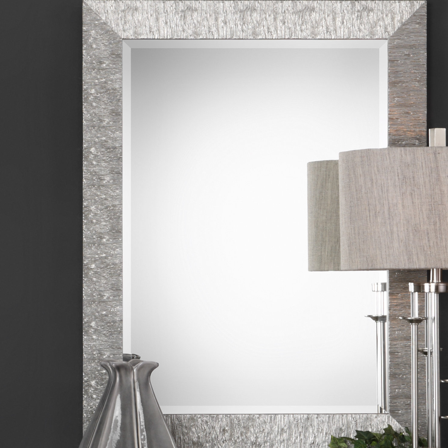 Fashionable Rectangle Accent Mirror With Regard To Abdul Accent Mirrors (View 10 of 20)