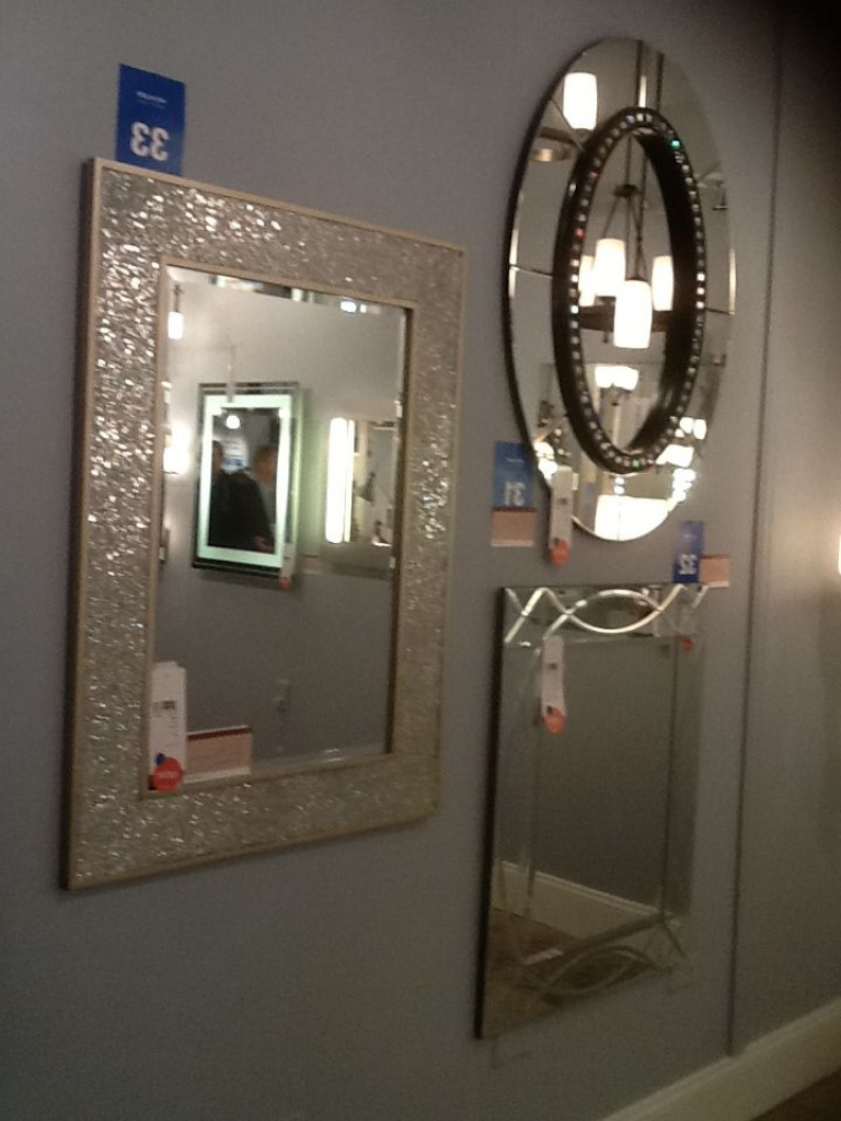 Fashionable Rhinestone Wall Mirrors With Amazing Rhinestone Wall Mirror Of Best Bling Diy Images Expensive (View 17 of 20)
